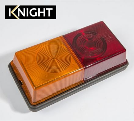 Rubbolite Rectangle Rear Lamp